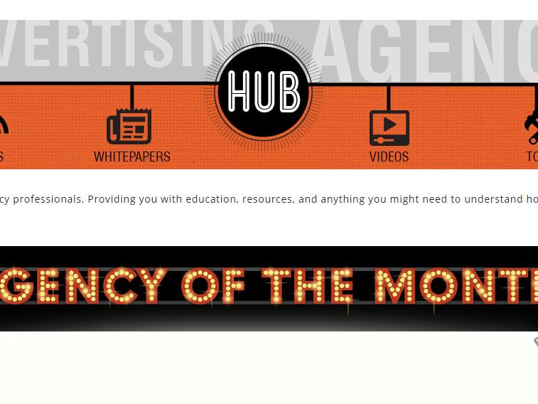 Ad Agency Hub